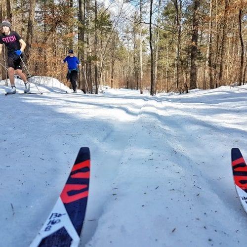 The Kawartha Nordic Skiing Experience