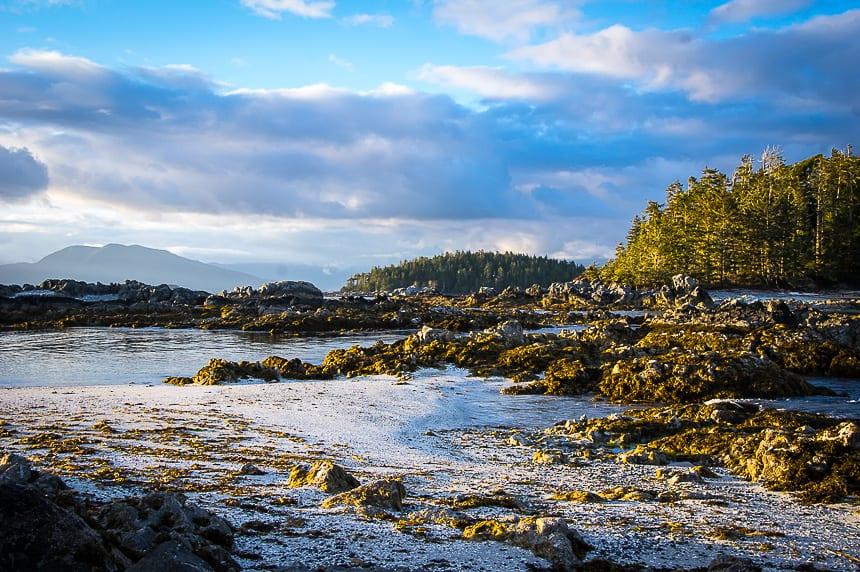 A Sea Kayaking Trip in the Broken Group of Islands