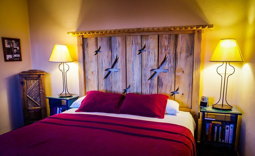 Frank Sinatra Room , La Posada Hotel in Winslow, Arizona