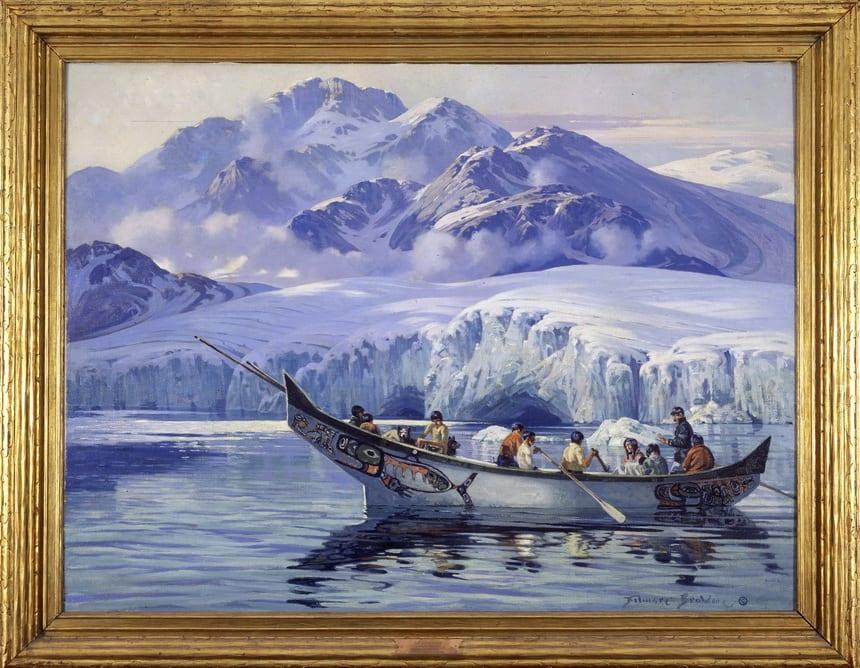 Romancing the Canoe at Calgary's Glenbow Museum