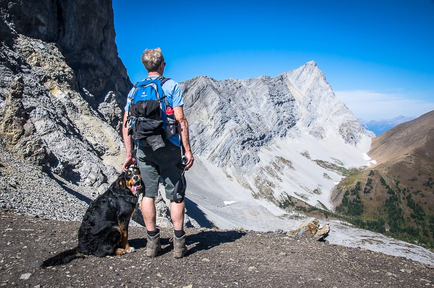 The Grizzly Peak Hike in Kananaskis Country