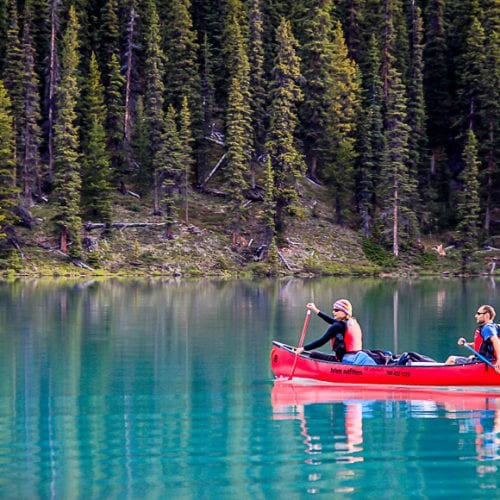 8 of the Best Places to Paddle in Alberta