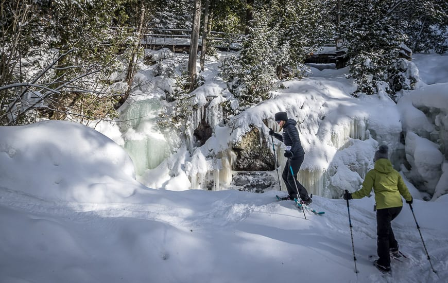 Sault Ste. Marie's Hiawatha Highlands is the Place to go in Winter