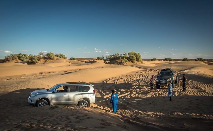 A Trip to Morocco's Sahara Desert