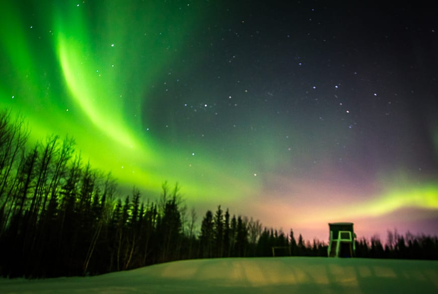 Northern Lights Viewing: The Fort McMurray Experience