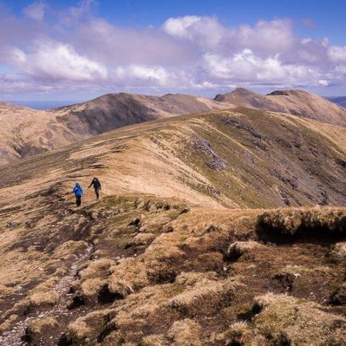 Hiking Western Ireland's Highest Mountain