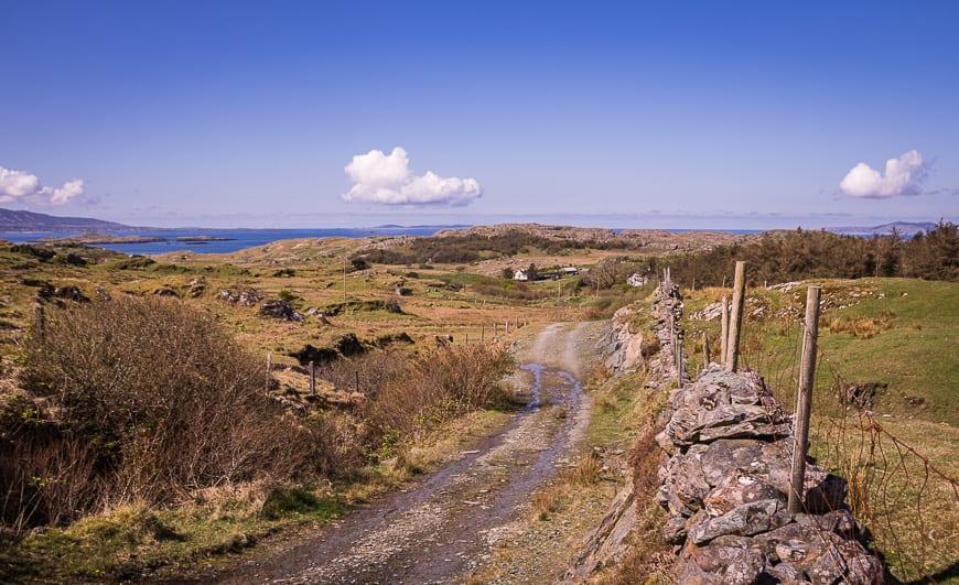 Hiking Mweelrea: Western Ireland's Highest Mountain