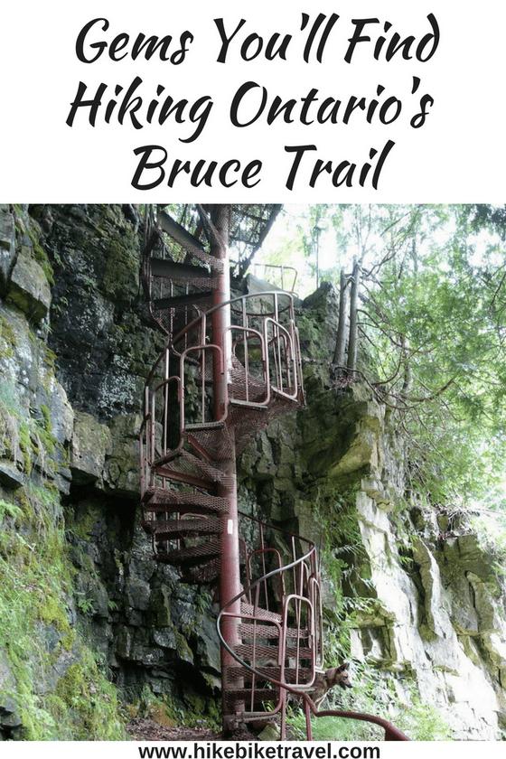 Hidden Gems on the Bruce Trail