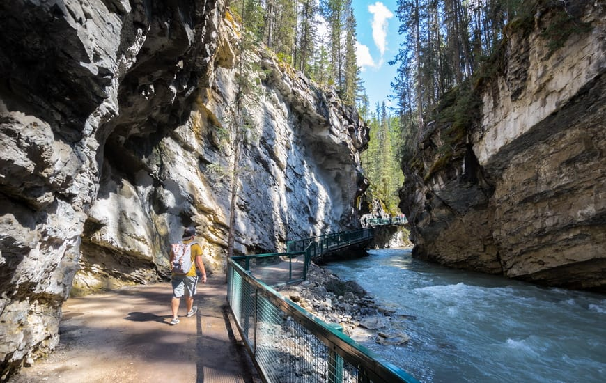 5 Easy Rocky Mountain Hikes Within 2 Hours of Calgary