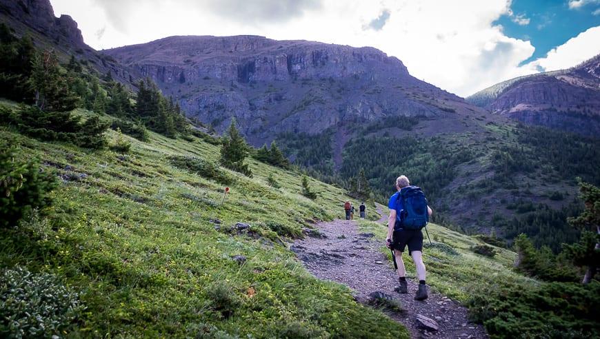Alberta's Fabulous Table Mountain Hike