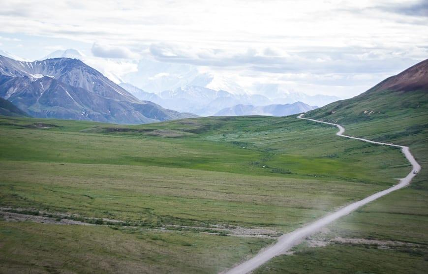 Driving Alaska's Stunning Denali Park Road