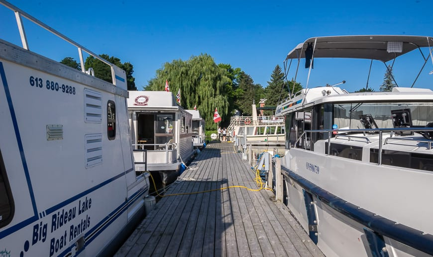 Le Boat: A Cruising Vacation on the Rideau Canal You'll Want to Try